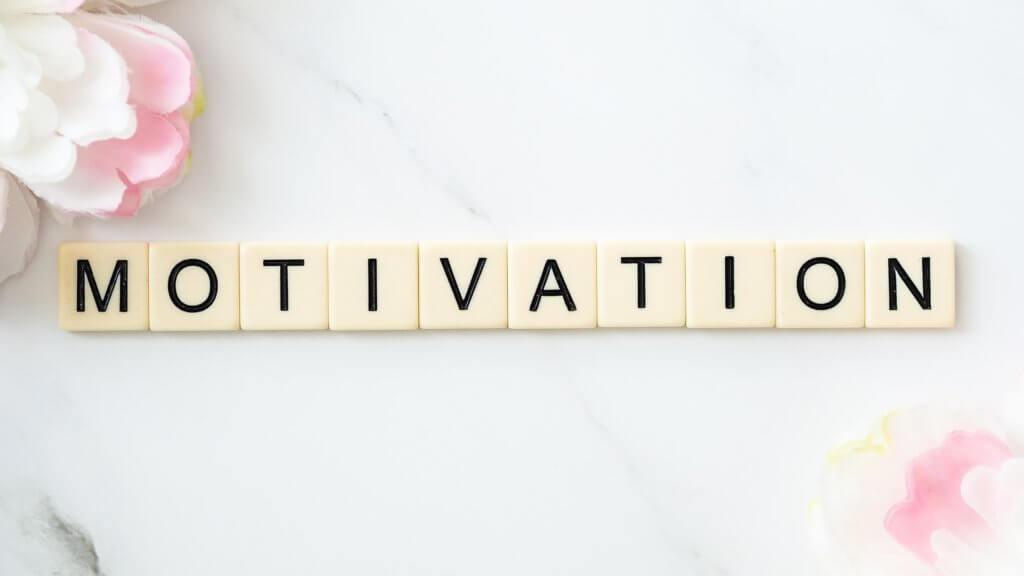 Motivation spielt eine große Rolle beim nachhaltigen Abnehmen!